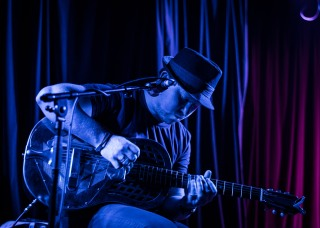 David King Blues Roots and Brass Festival 2016 (photo by Stephen White) 6