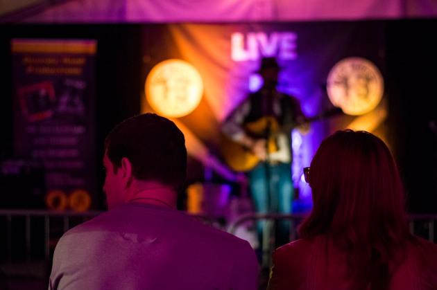 Davie Fury Hardly Strictly Acoustic Festival 2016 (photo by Stephen White) 1