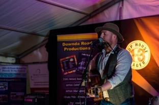 Davie Fury Hardly Strictly Acoustic Festival 2016 (photo by Stephen White) 2
