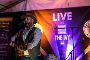 Davie Fury Hardly Strictly Acoustic Festival 2016 (photo by Stephen White) 3