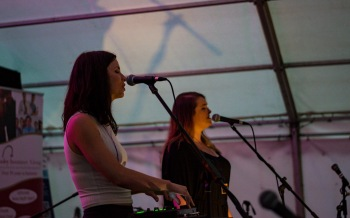 Hvmmingbyrd Hardly Strictly Acoustic Festival 2016 (photo by Stephen White) 1