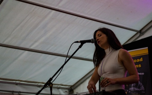 Hvmmingbyrd Hardly Strictly Acoustic Festival 2016 (photo by Stephen White) 15