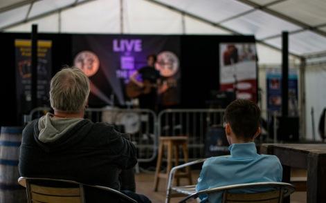 Hvmmingbyrd Hardly Strictly Acoustic Festival 2016 (photo by Stephen White) 16