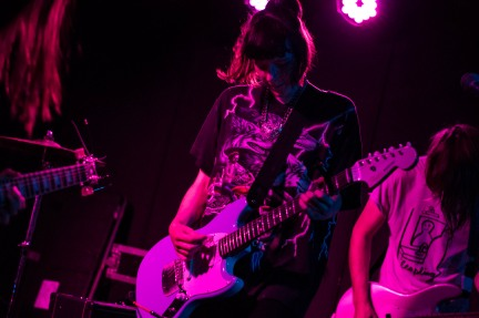 Dilly Dally at the Workman's Club (photo by Stephen White) 1