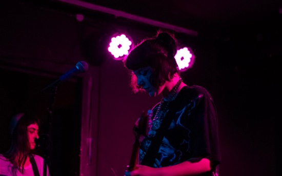 Dilly Dally at the Workman's Club (photo by Stephen White) 11