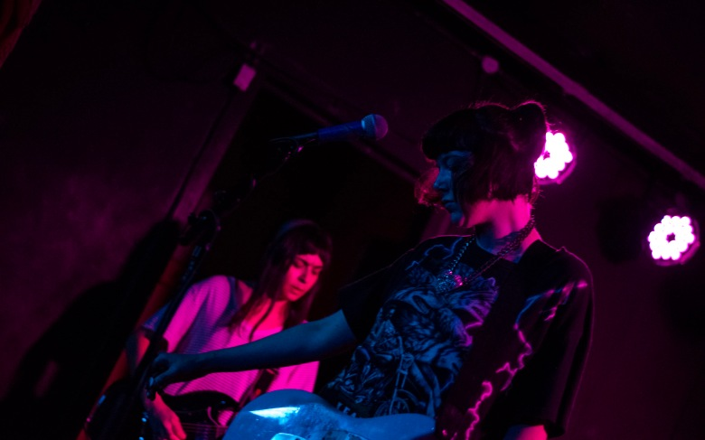 Dilly Dally at the Workman's Club (photo by Stephen White) 14