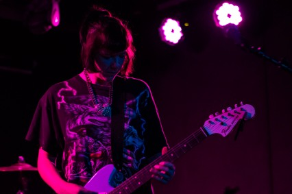 Dilly Dally at the Workman's Club (photo by Stephen White) 17