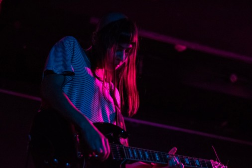 Dilly Dally at the Workman's Club (photo by Stephen White) 19