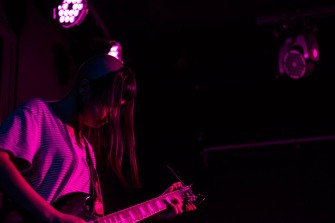 Dilly Dally at the Workman's Club (photo by Stephen White) 21