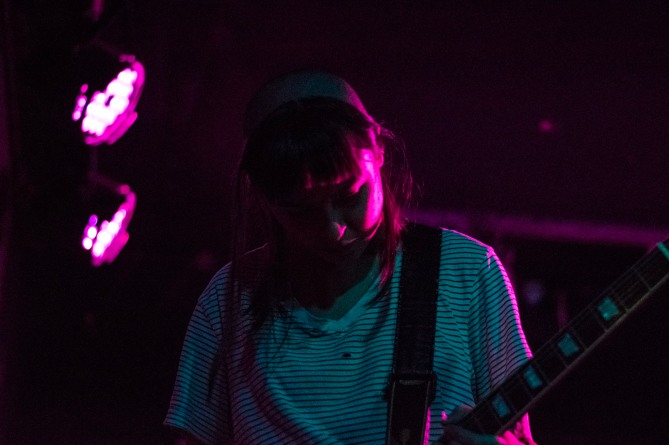 Dilly Dally at the Workman's Club (photo by Stephen White) 22
