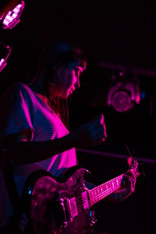 Dilly Dally at the Workman's Club (photo by Stephen White) 2