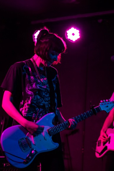 Dilly Dally at the Workman's Club (photo by Stephen White) 32