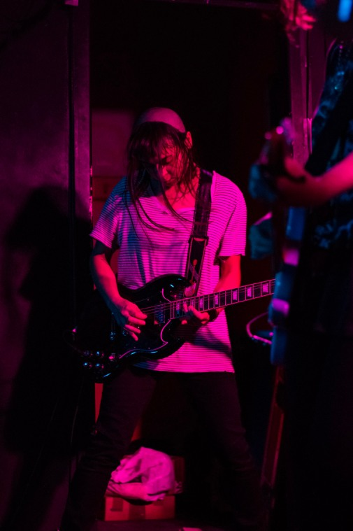 Dilly Dally at the Workman's Club (photo by Stephen White) 35