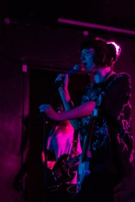 Dilly Dally at the Workman's Club (photo by Stephen White) 36