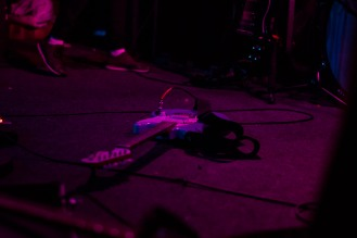 Dilly Dally at the Workman's Club (photo by Stephen White) 4