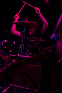 Dilly Dally at the Workman's Club (photo by Stephen White) 5
