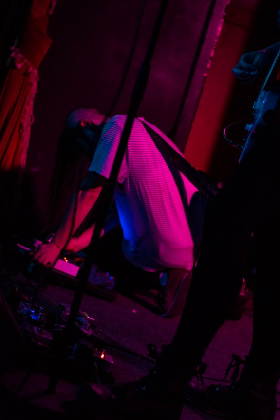 Dilly Dally at the Workman's Club (photo by Stephen White) 6