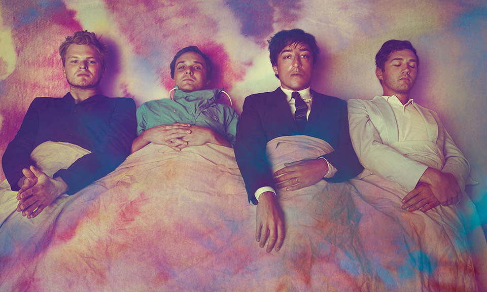 Grizzly Bear announce new album Painted Ruins and tour, share 'Mourning Sound'