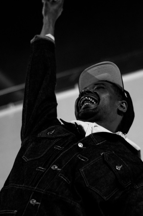 Danny Brown Forbidden Fruit 2017 photo by Stephne White