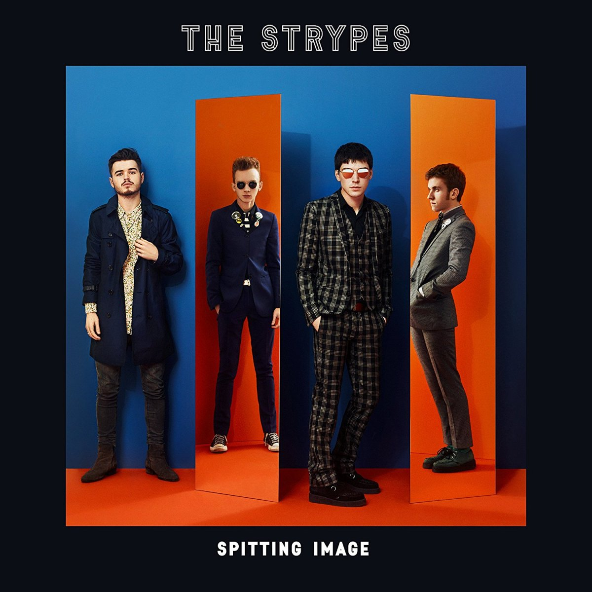 Review | The Strypes - Spitting Image