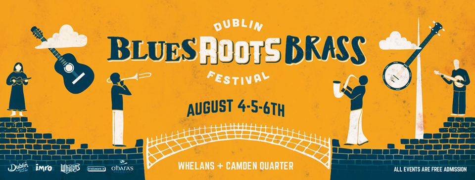 Dublin Blues Roots and Brass Festival 2017