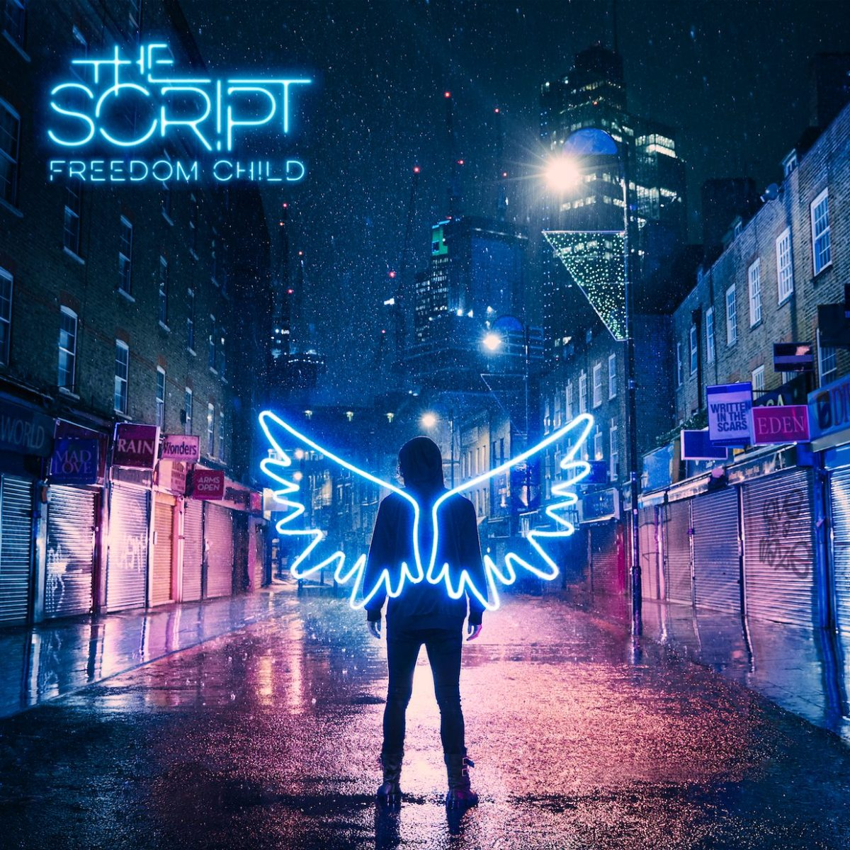 Review | The Script - Freedom Child