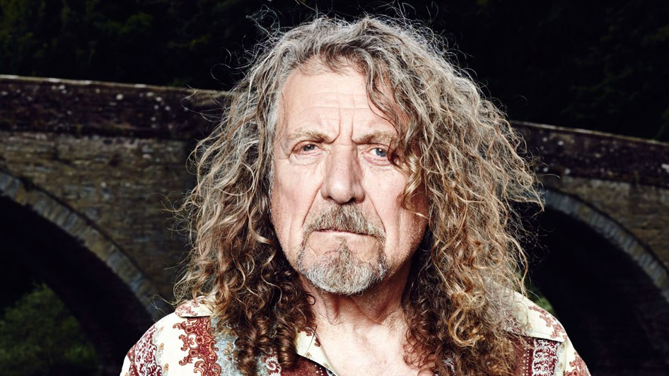 Robert Plant visits Llandudno as part of latest tour