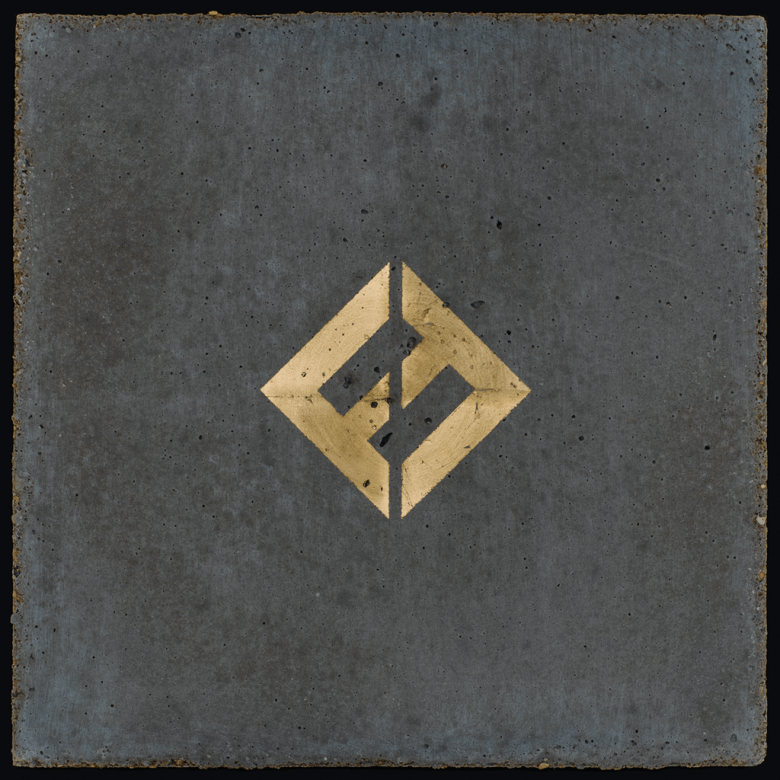foo fighters concrete and gold 2