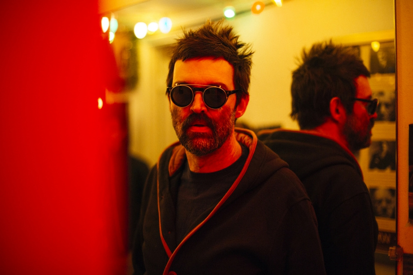 Eels announce Iveagh Gardens show