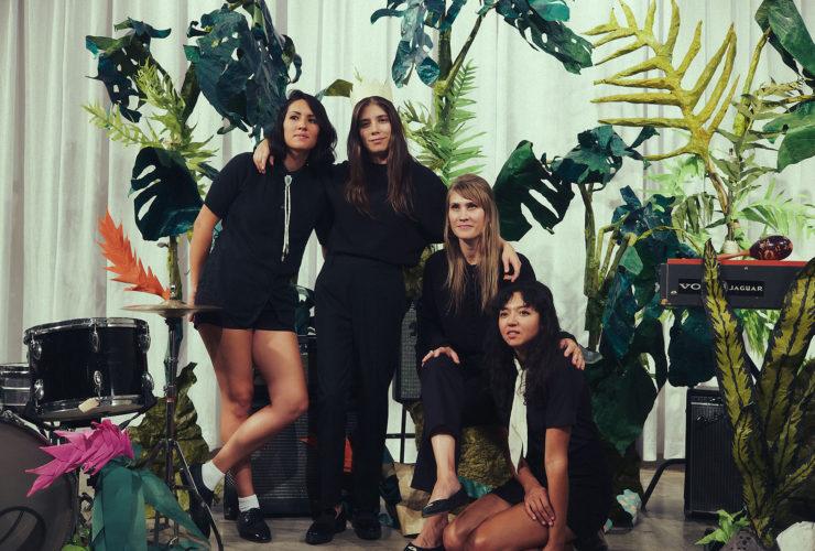 TLMT's 8-Track #40 featuring Goat Girl, Snowpoet, La Luz, Holy Motors, Eels & more