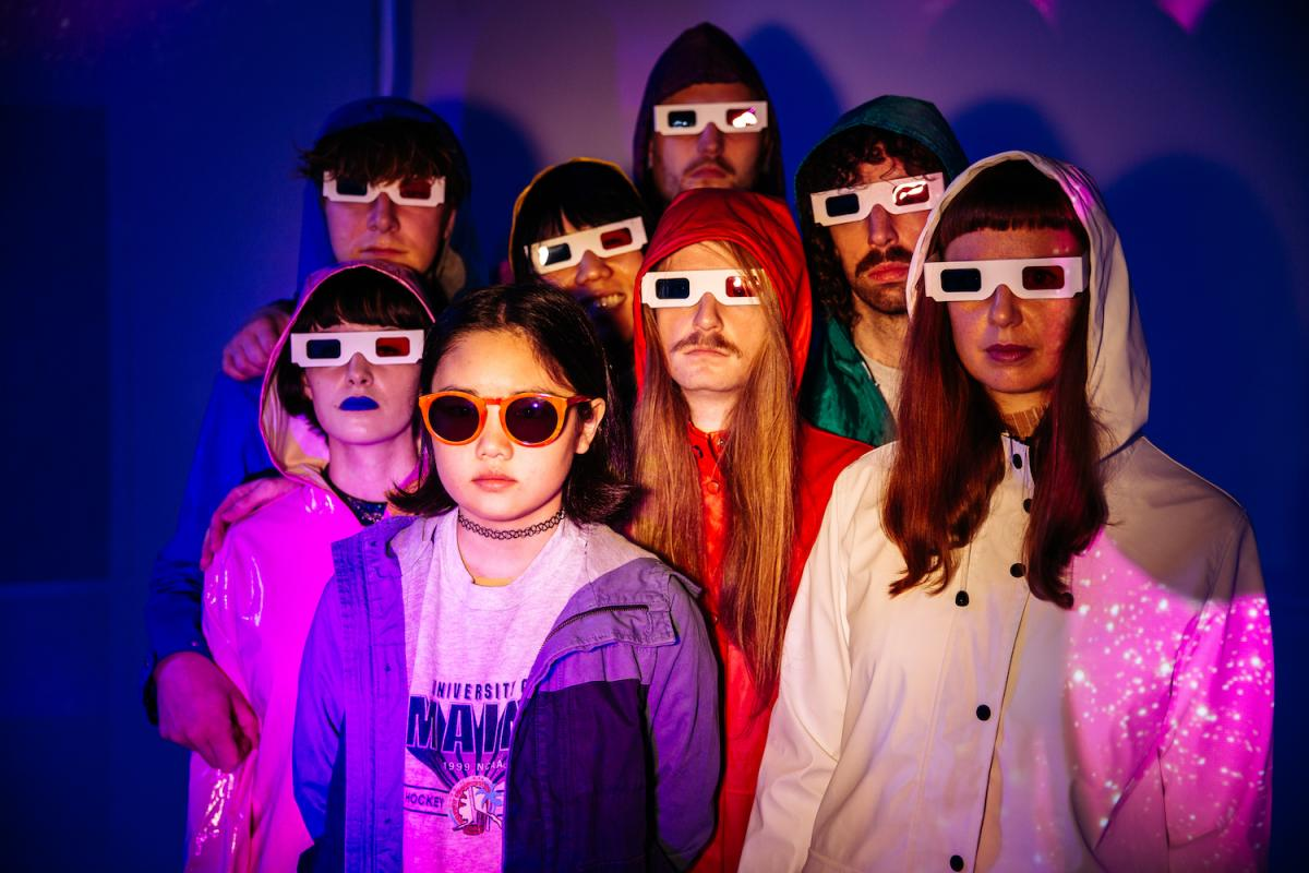 TLMT's 8-Track #41 featuring Our Girl, Superorganism, Pale Waves, Father John Misty, Buzzy Lee & more