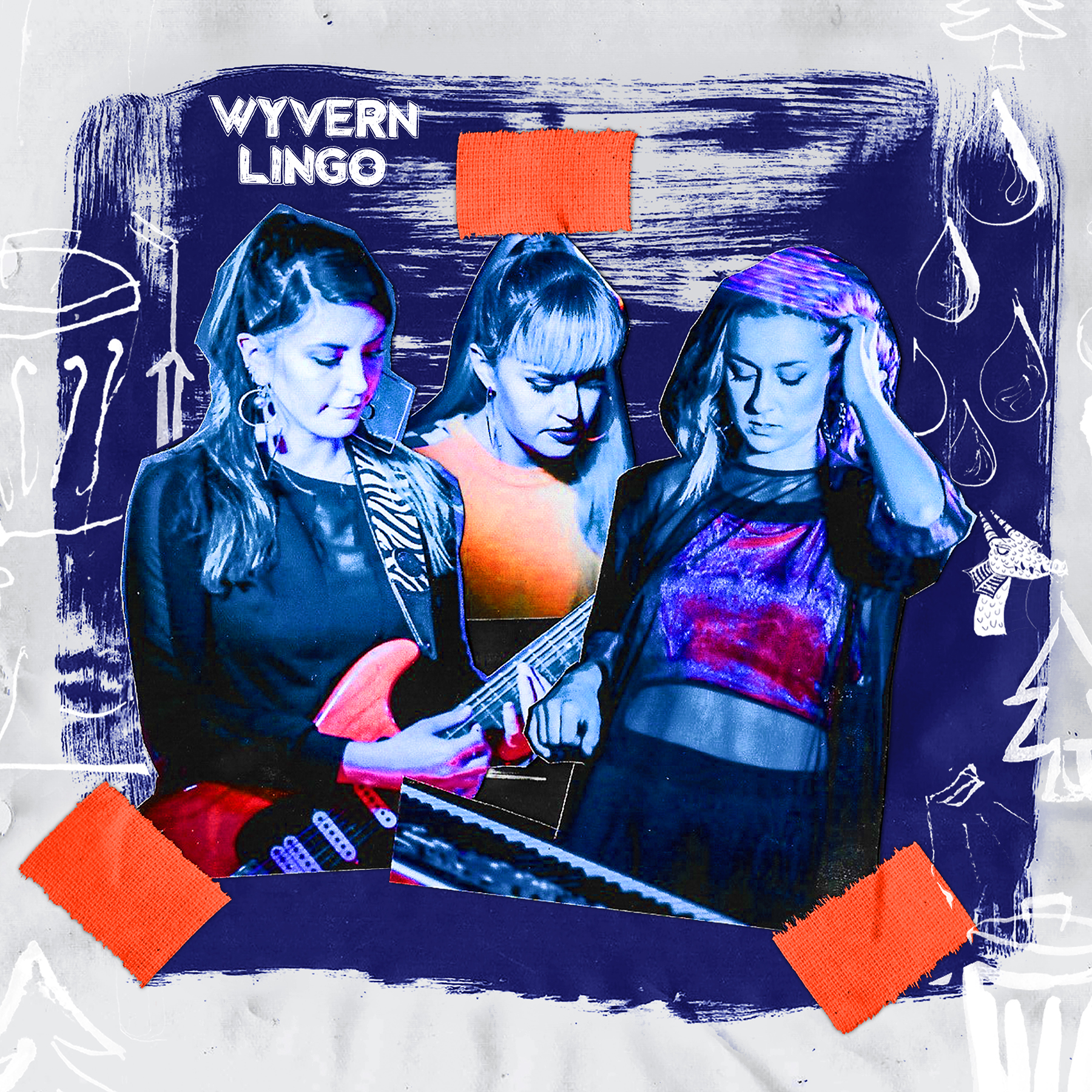 "Review | ""The power of the message lies in the vocals""  Wyvern Lingo – Wyvern Lingo"