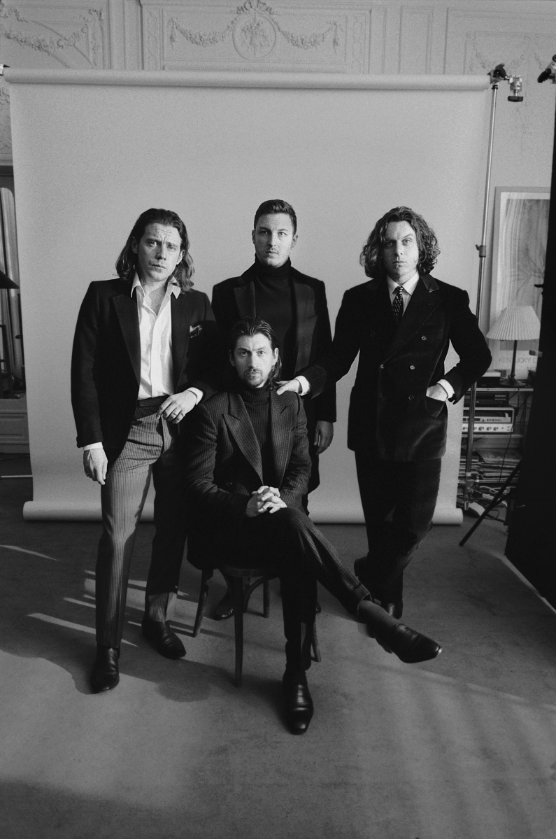 Arctic Monkeys add a second show at the 3Arena in Dublin