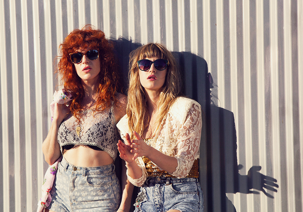 "Interview | ""We're exploring new sonic grounds"" Deap Vally's Lindsey Troy talks to TLMT"