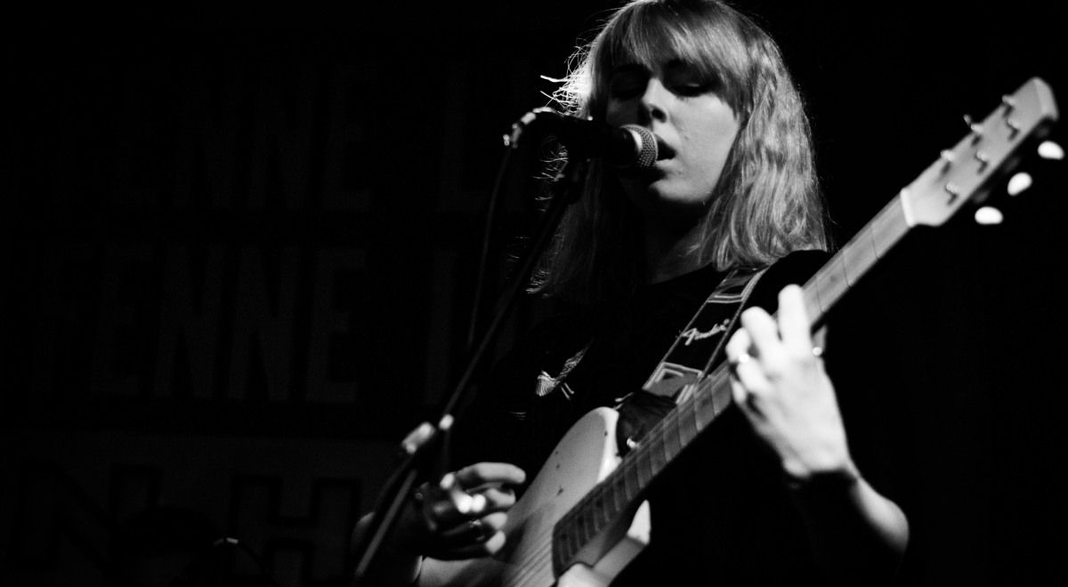 Live Review | Fenne Lily at the Sound House – The Last Mixed Tape