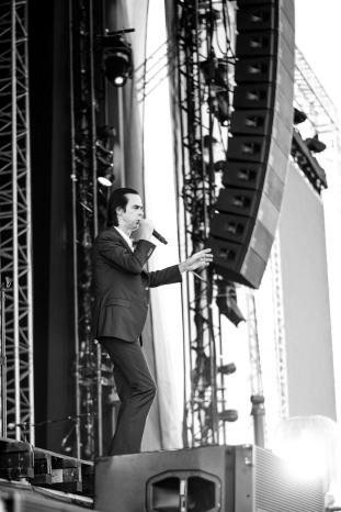nick cave and the bad seeds kilmainham dublin (photo by Stephen White) 12