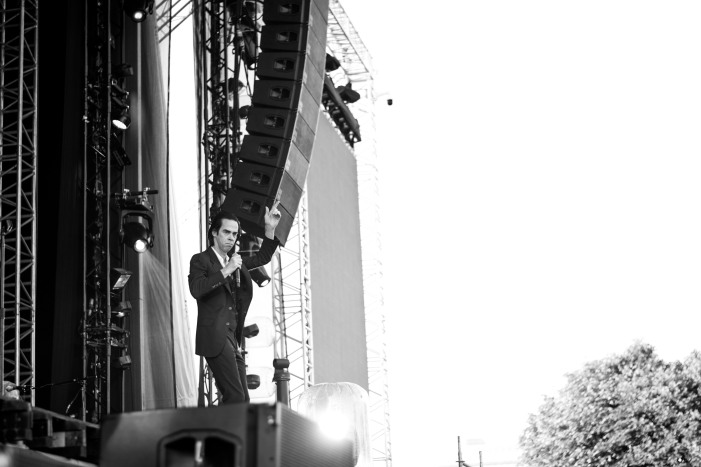 nick cave and the bad seeds kilmainham dublin (photo by Stephen White) 13