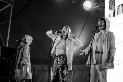 Superorganism Forbidden Fruit 2018 (photo by Stephen White) 13