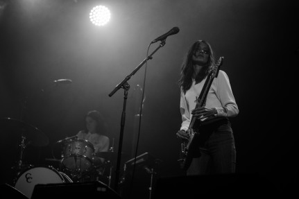 Warpaint Forbidden Fruit 2018 (photo by Stephen White) 10
