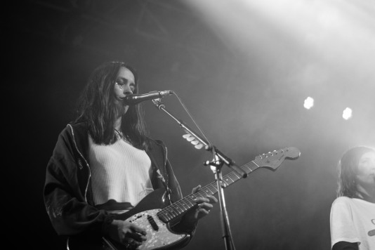 Warpaint Forbidden Fruit 2018 (photo by Stephen White) 3
