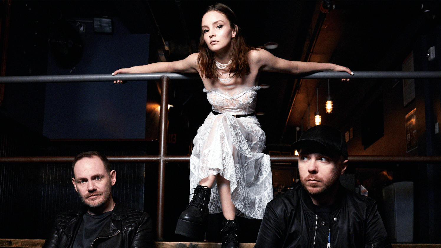 Chvrches announce Dublin show at the Olympia