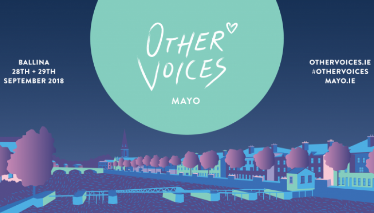 Little Green Cars, Seamus Fogarty & Maria Kelly announced for Other Voices Ballina 2018
