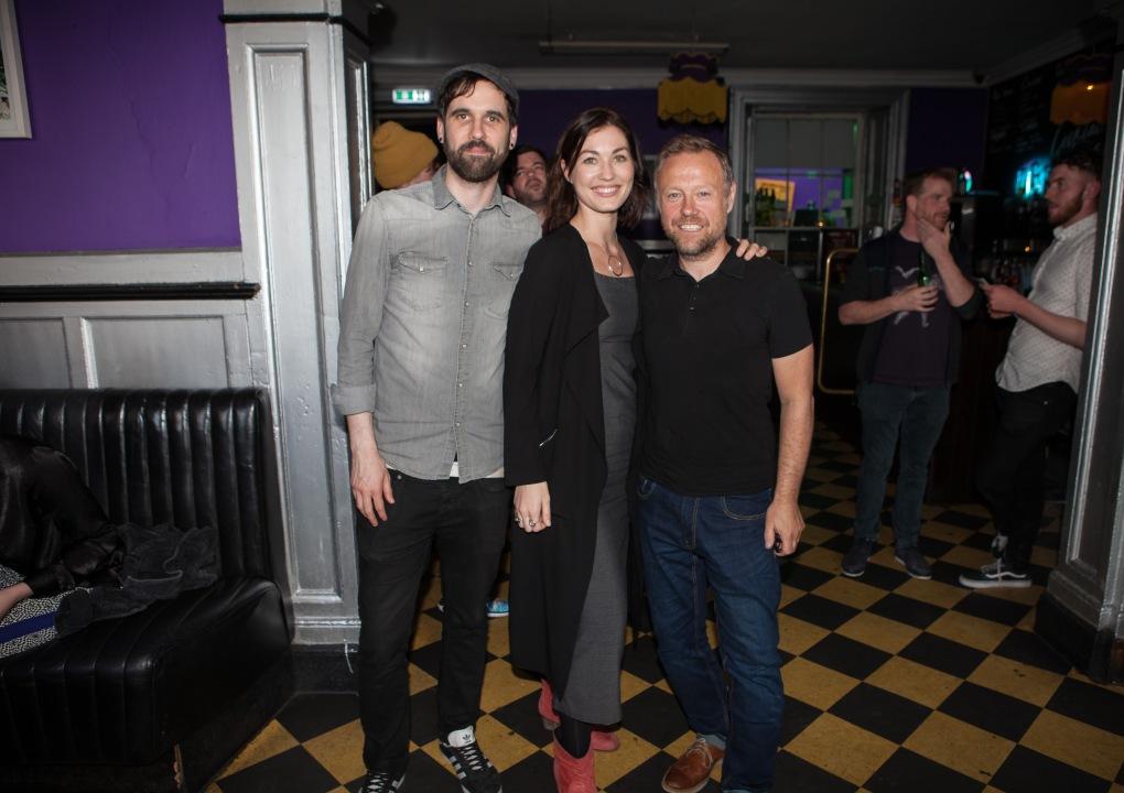 Vinny Casey, Andrea Keogh & John Brereton 1