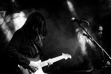 Art School Girlfriend the Sound House photo by Stephen White 6
