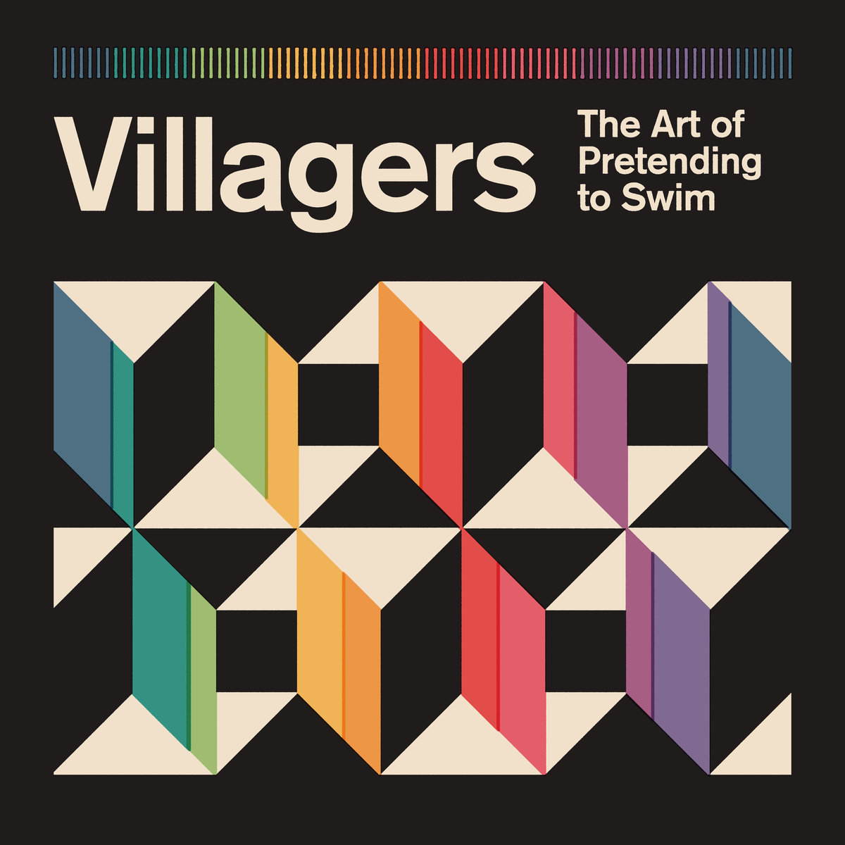 "Review | ""In a world of mass-produced, committee-made bluster, the intimate handmade detail heard in The Art Of Pretending To Swim is made all the more vital"" Villagers – The Art Of Pretending To Swim"
