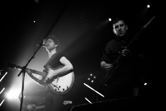 Delorentos Olympia Theatre Dublin photo by Stephen White TLMT 14