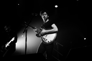 Delorentos Olympia Theatre Dublin photo by Stephen White TLMT 19