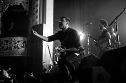 Delorentos Olympia Theatre Dublin photo by Stephen White TLMT 24