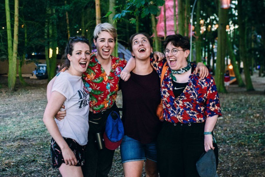 Watch | Pillow Queens' latest video for 'Gay Girls' highlights exactly why the band are at the forefront of Irish music