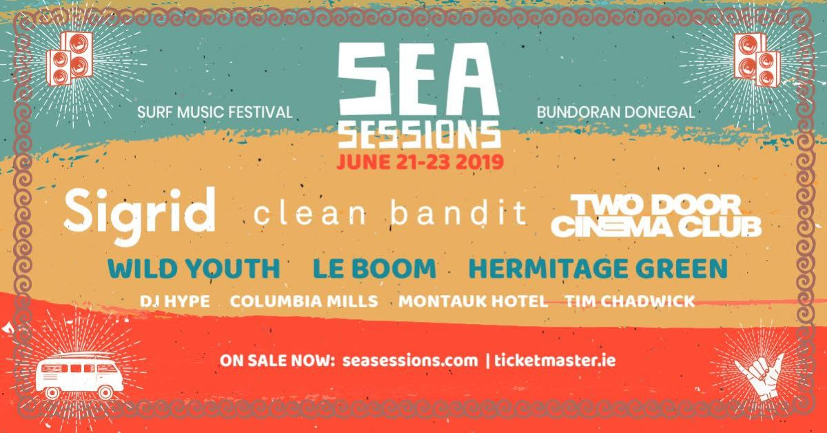 Sea Sessions 2019 | Sigrid, Two Door Cinema Club & more announced for lineup